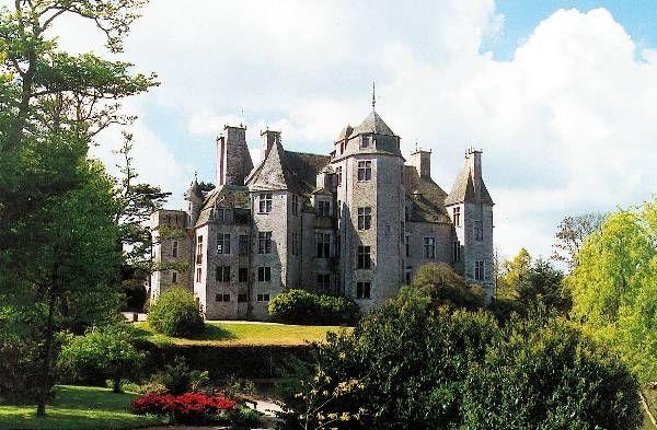 chateau des ravalets tourlaville 2