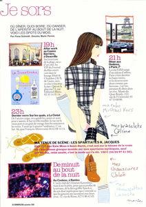 cosmopolitan dec 2007