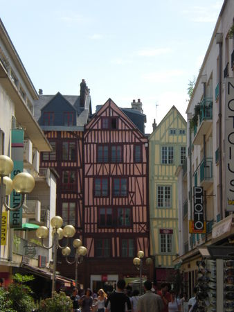 rouen colombages