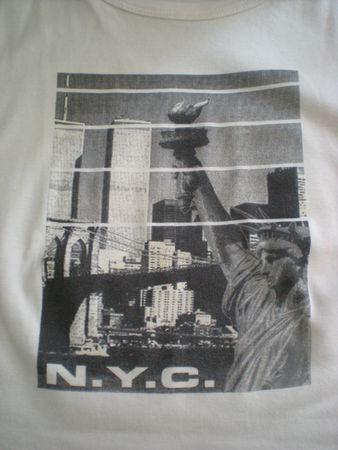 tee shirt world trade center