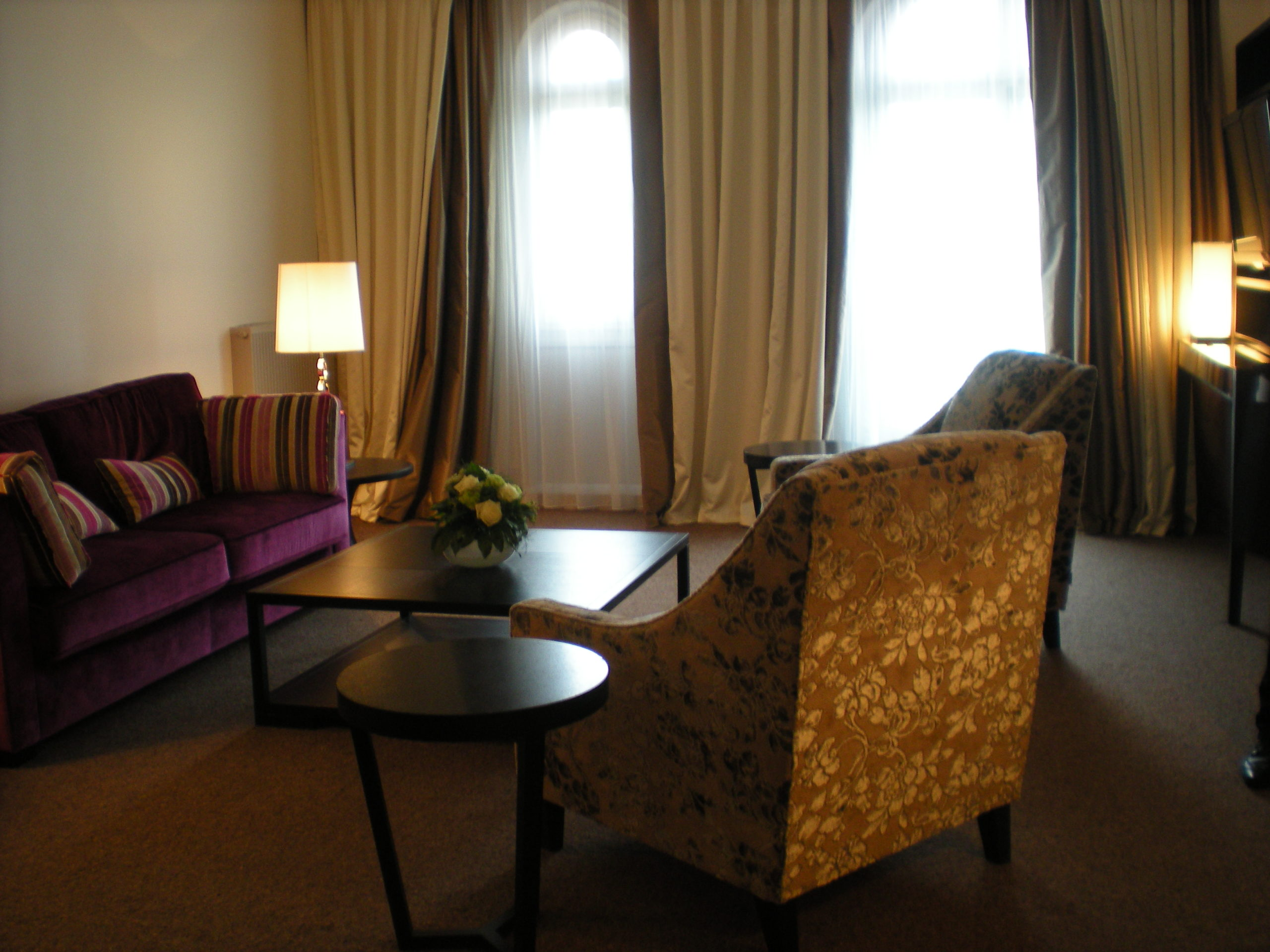 suite grand hotel cabourg