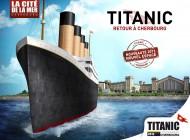 Un café, une Expo «Titanic Retour à Cherbourg»