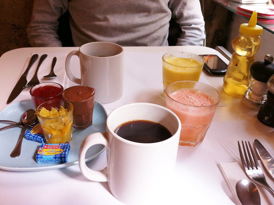 où bruncher à paris