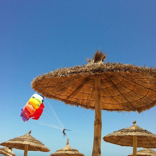 parasol tunisie