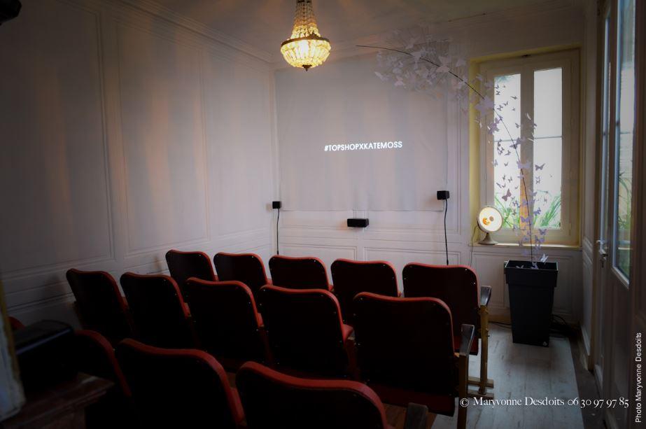 Galeries Lafayette Caen Kate Moss Topshop 1