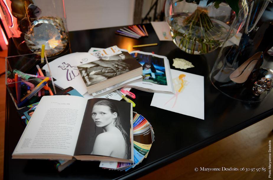 Galeries Lafayette Caen Kate Moss Topshop 10