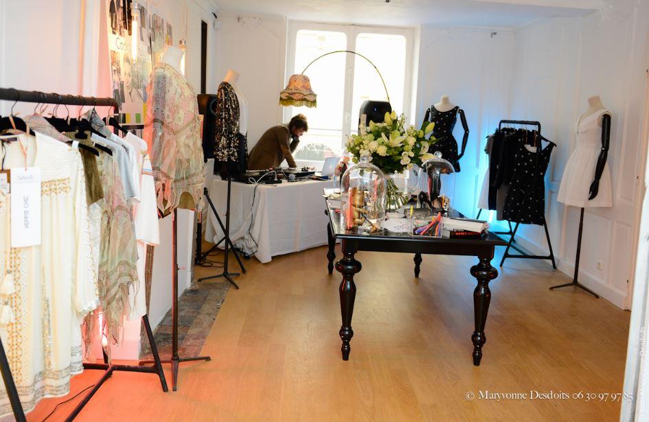 Galeries Lafayette Caen Kate Moss Topshop 12