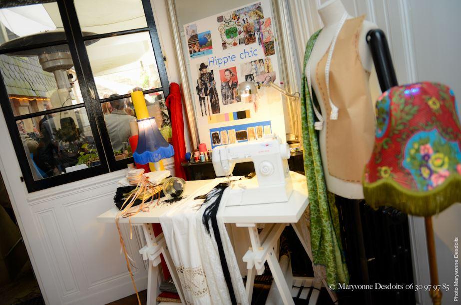 Galeries Lafayette Caen Kate Moss Topshop 13