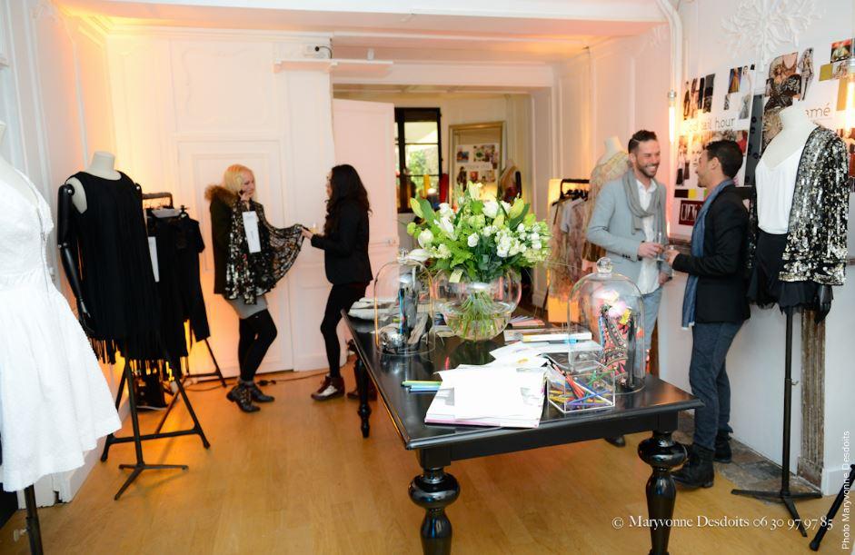 Galeries Lafayette Caen Kate Moss Topshop 15