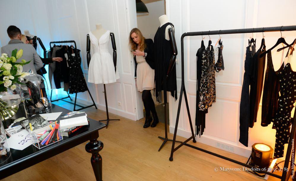 Galeries Lafayette Caen Kate Moss Topshop 17