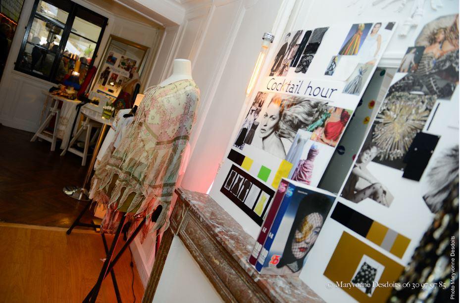 Galeries Lafayette Caen Kate Moss Topshop 7