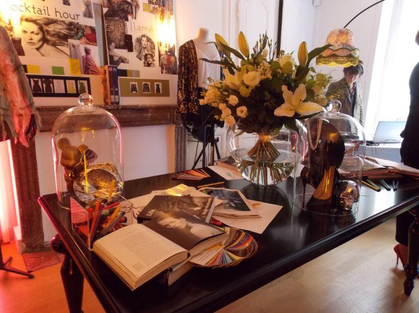Kate Moss Topshop galeries lafayette caen 1