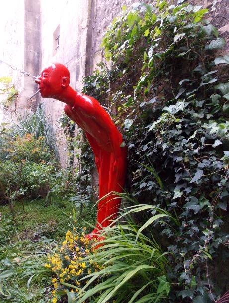 Kate Moss Topshop galeries lafayette caen 10