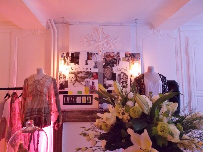 Kate Moss Topshop galeries lafayette caen 2