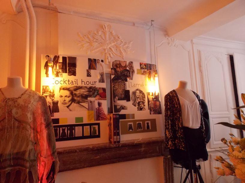Kate Moss Topshop galeries lafayette caen 6