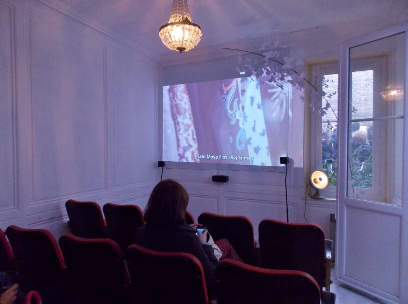 Kate Moss Topshop galeries lafayette caen 8 Le Quatorze