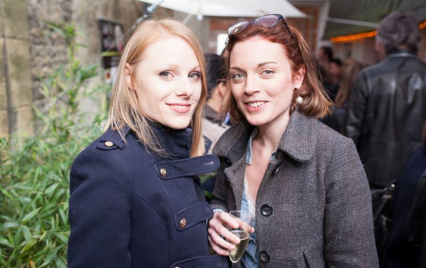 Soirée Topshop Kate Moss Galeries Lafayette  lebeautemps.fr