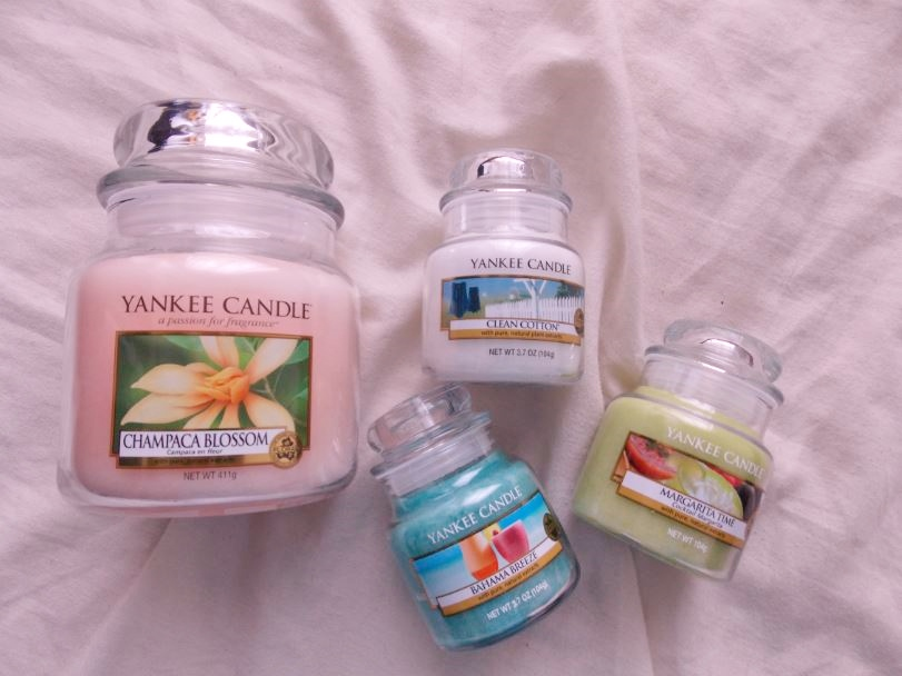 Yankee candles 1