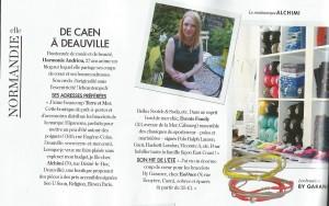 Magazine Elle Normandie