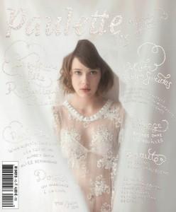 numéro romantique paulette magazine n 15 mai 2014