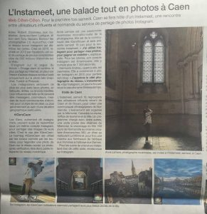 ouest france instameet