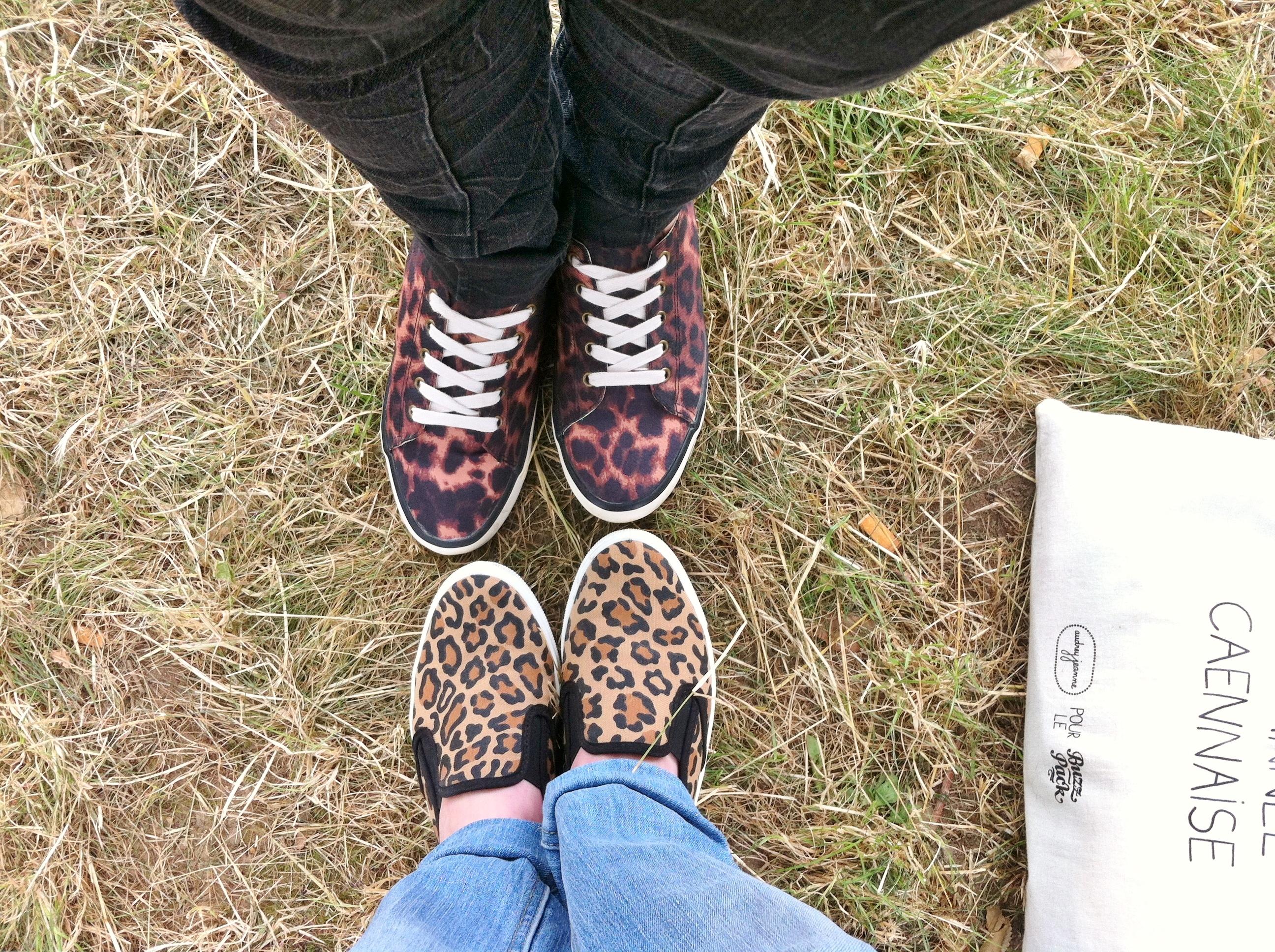 festival de beauregard leopard slips on