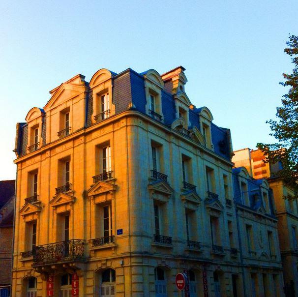 caen architecture
