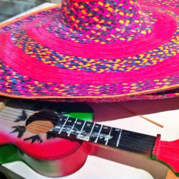 Solya Caen mexicain
