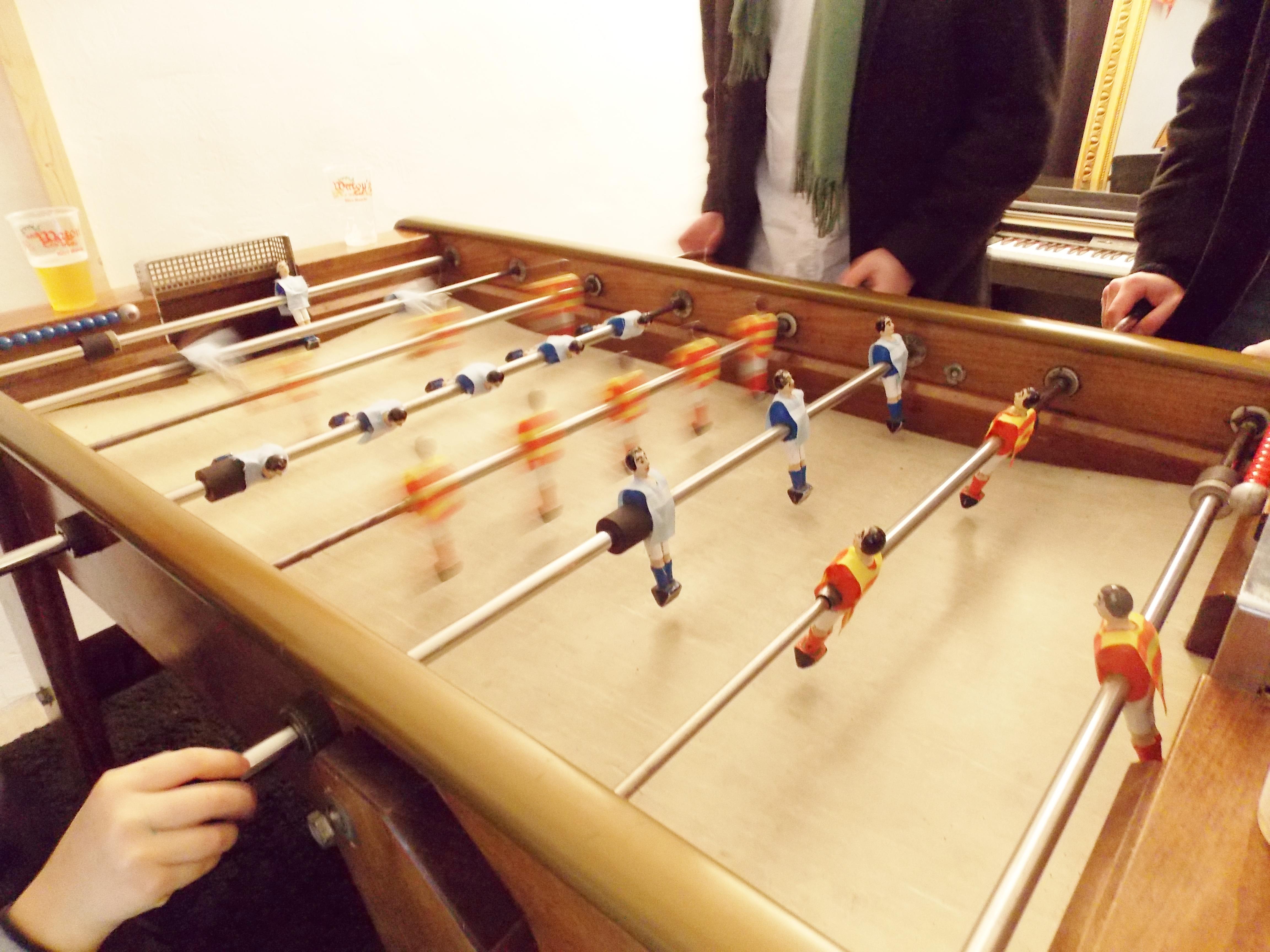 expo temps de jeu Hastings football Benoit Raza club Lapage caen