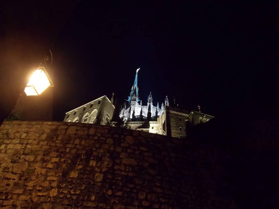 mont saint michel de nuit 4