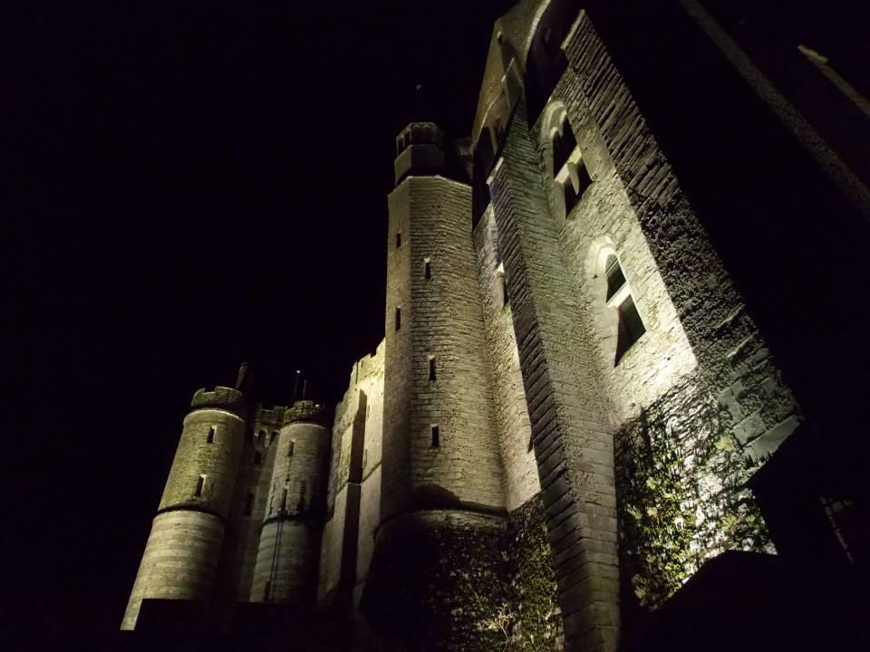 mont saint michel de nuit 5