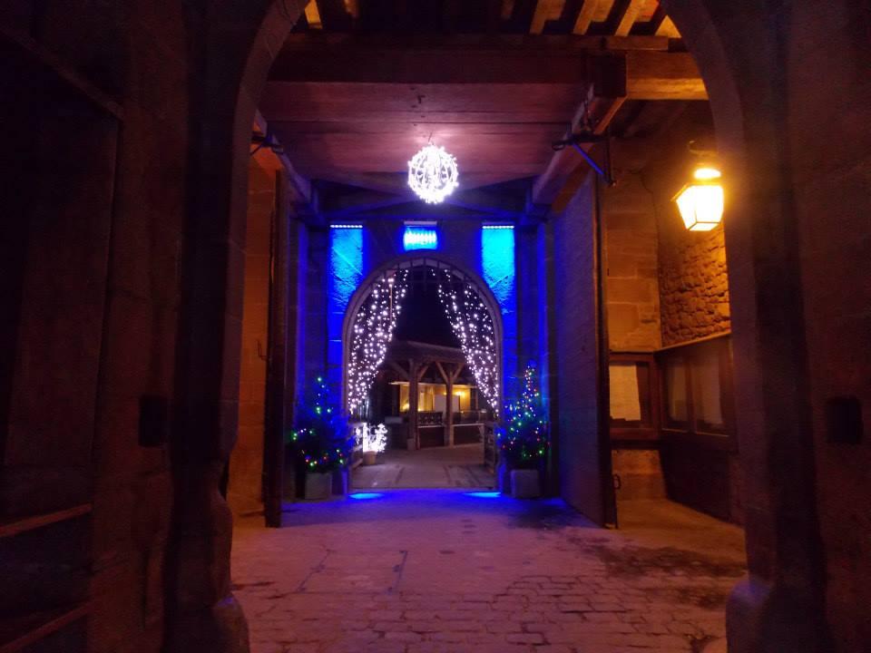 mont saint michel de nuit 8