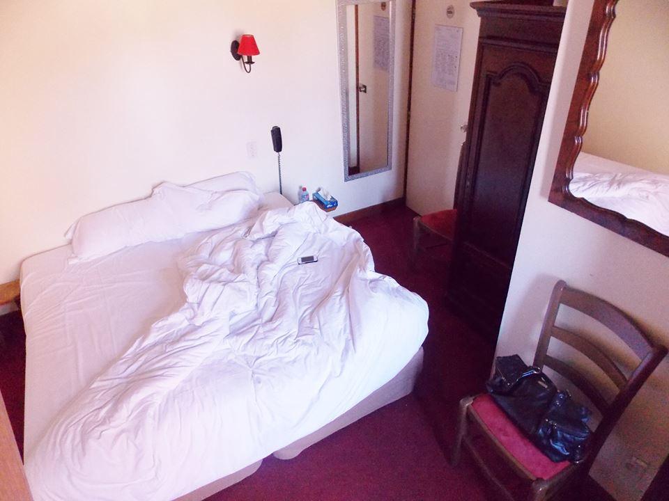 mont saint michel hotel le mouton blanc 1