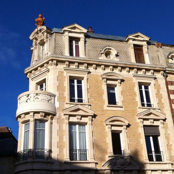 caen façade