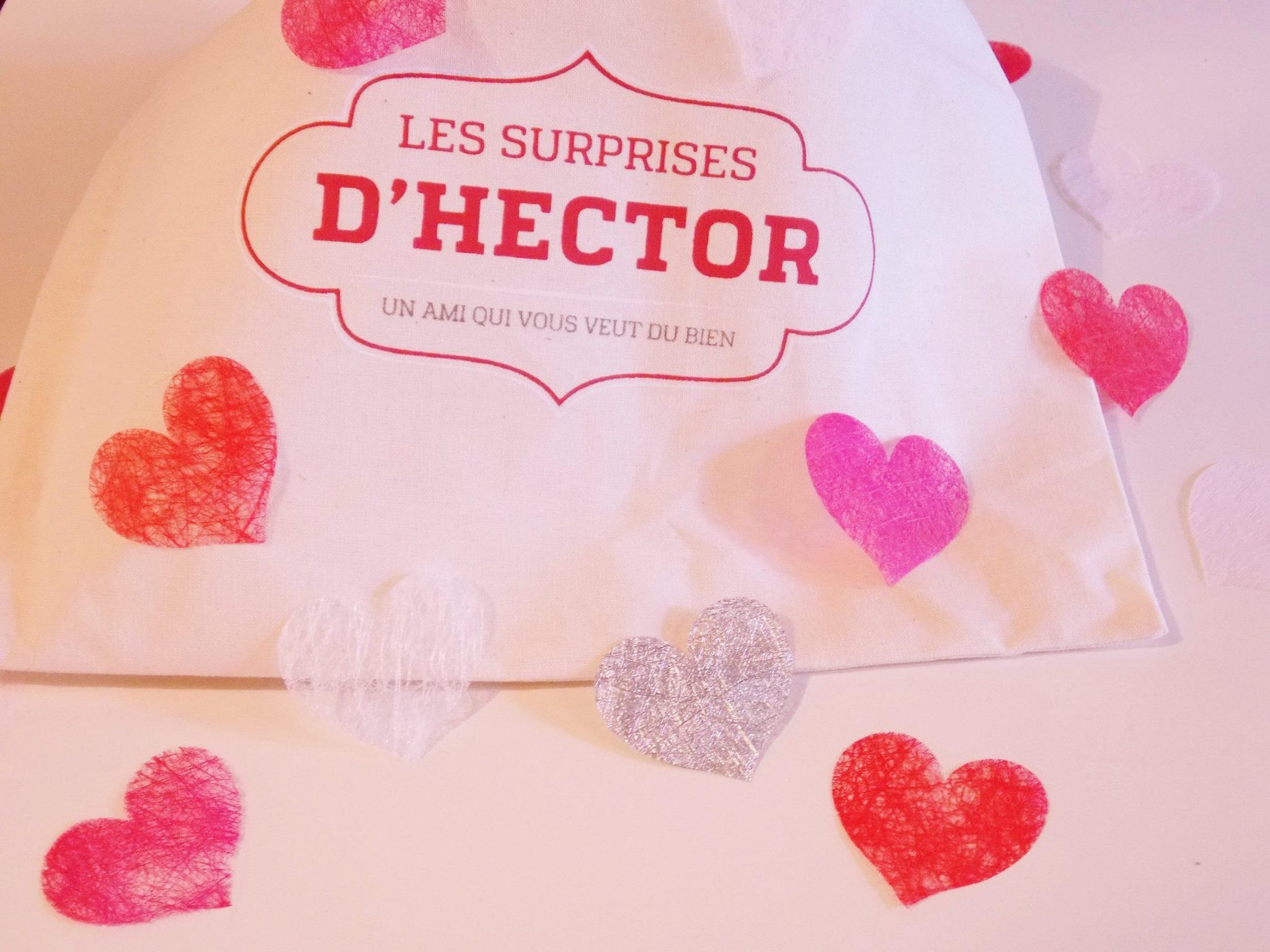 les surprises d'hector saint valentin