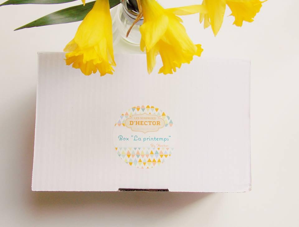 Box pour elle de printemps les surprises d'hector