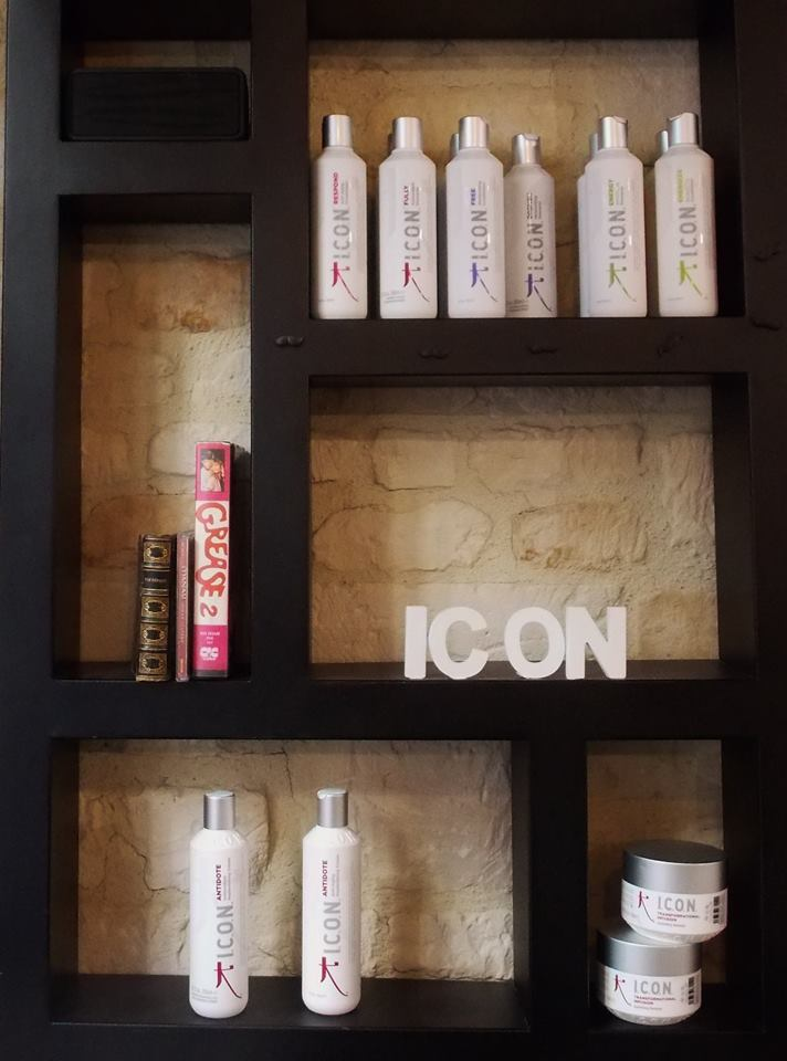 icon products salon joakim coiffeur barbier caen