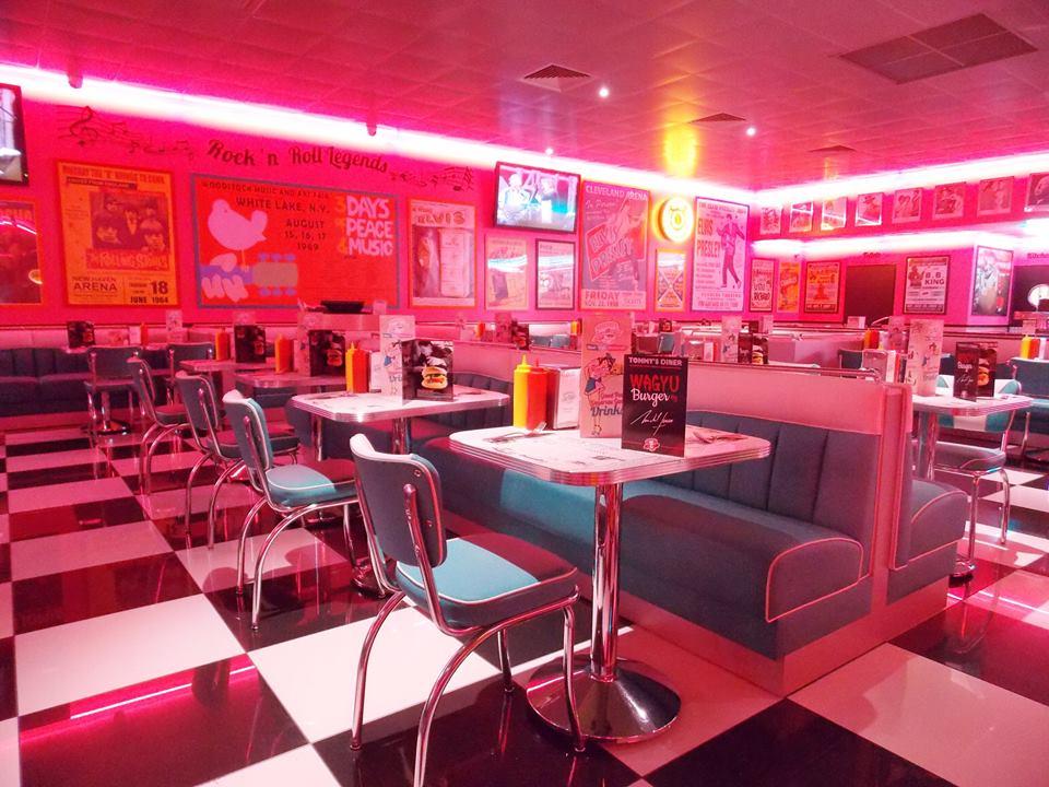 tommy's diner caen