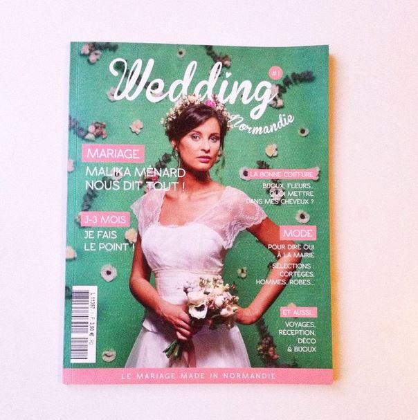 wedding normandie magazine