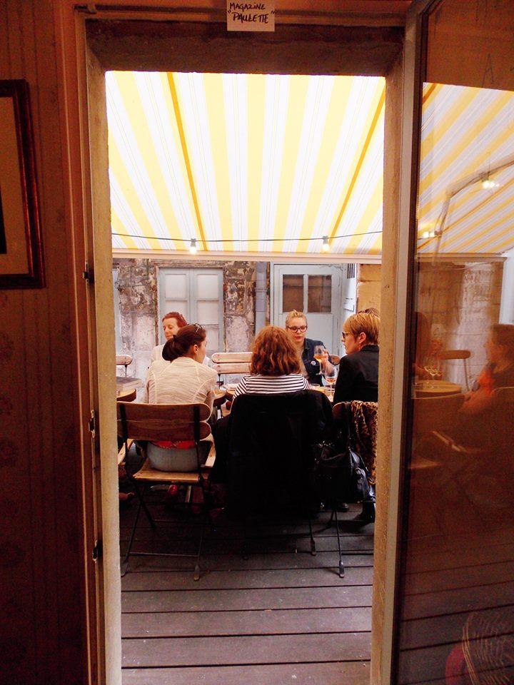 apero blabla Paulette Caen 2015 5