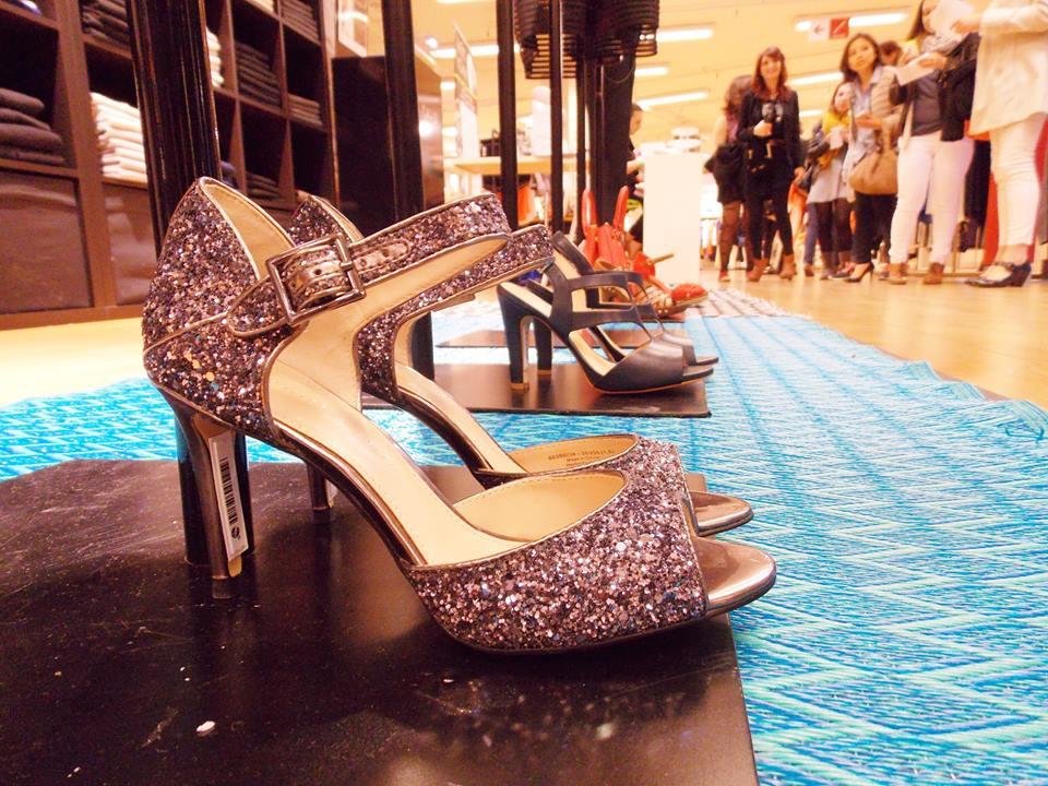 chaussures paillettes galeries lafayette caen
