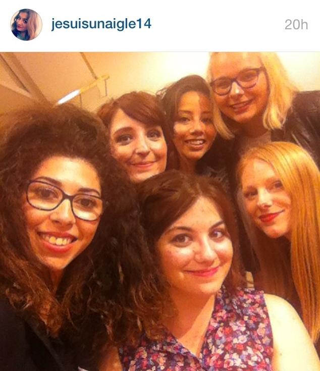 selfie blogueuses caen