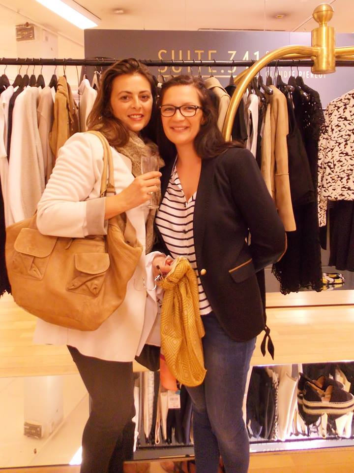 soiree blogueuses lectrices galeries lafayette caen