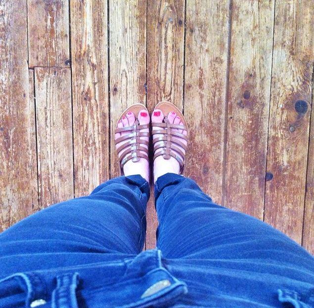 chaussures les tropeziennes sandales
