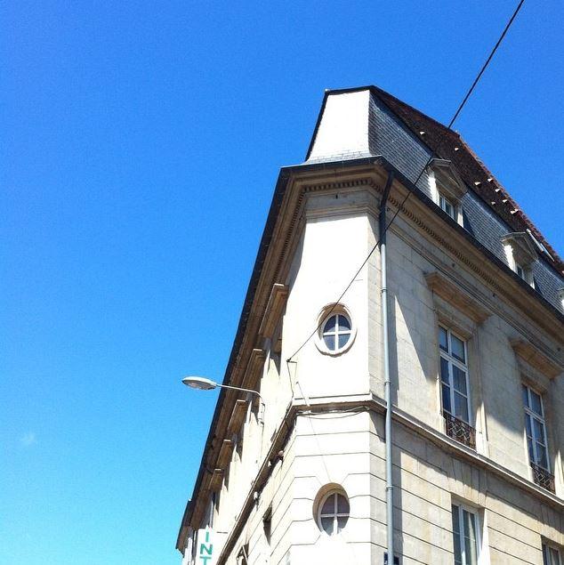 facade caen architecture
