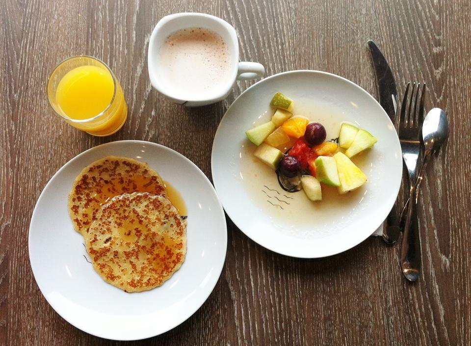 petit dejeuner ambassadeur hotel cherbourg