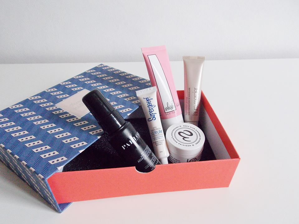 birchbox septembre from us with love