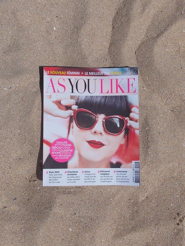 magazine as you like