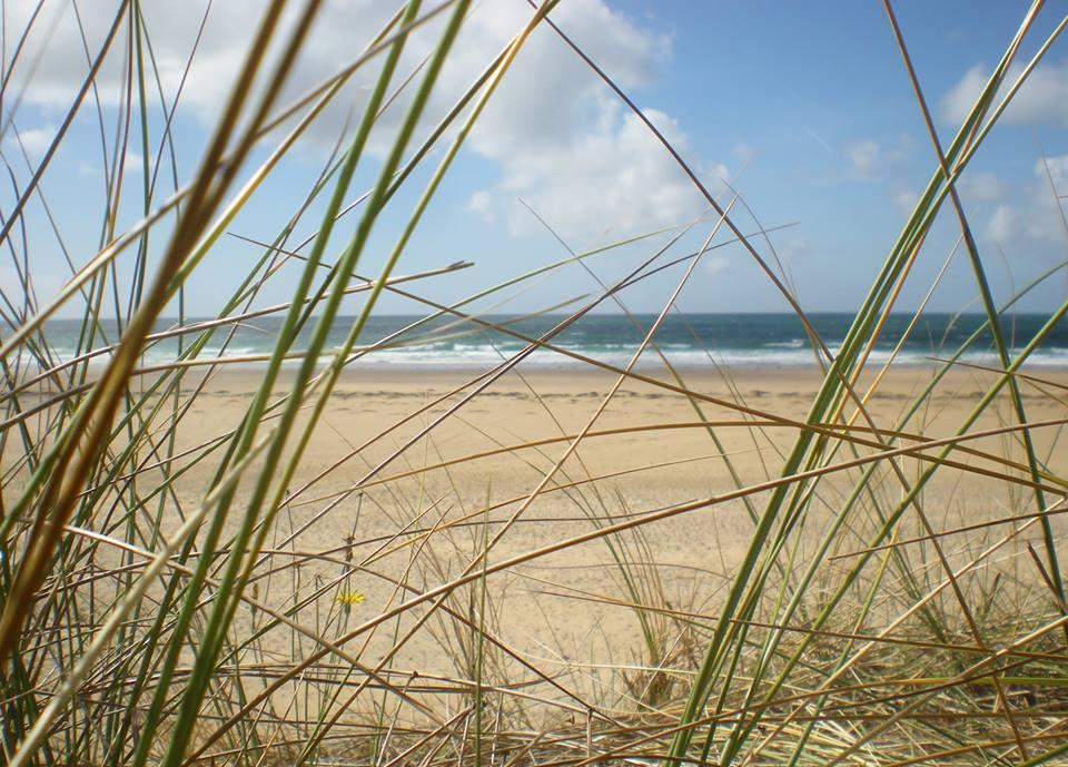dunes manche normandie
