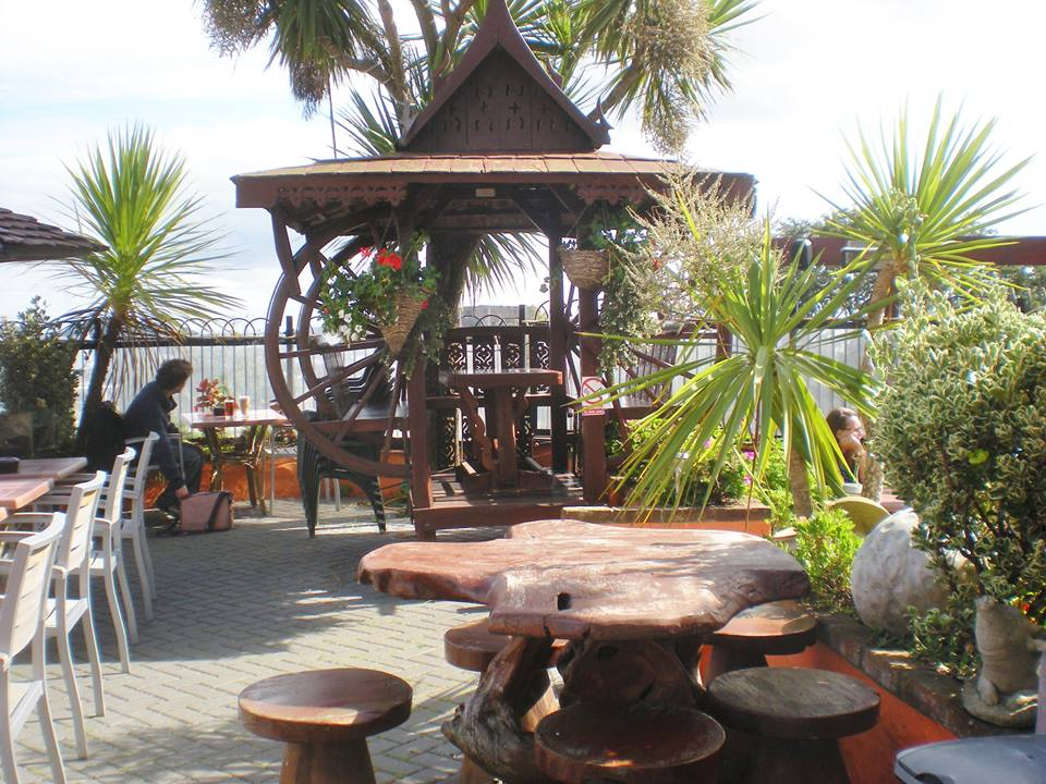 the terrace garden cafe guernsey